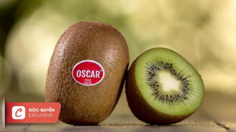 Klever: Kiwi xanh Oscar chỉ 129k
