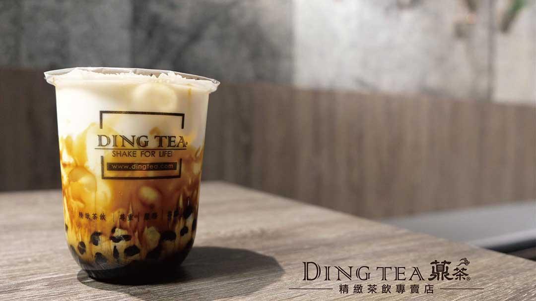 Ding Tea - Trà sữa Đài Loan chính hiệu