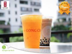 Ưu đãi Trà sữa Gong Cha