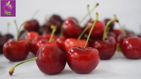 Klever Fruits: Mua cherry jumbo Mỹ, tặng táo Autumn Glory